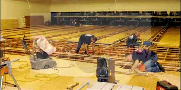 Bowling Lanes: Comparison of Wooden and Synthetic