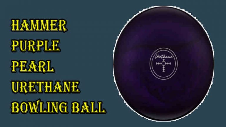 Purple Hammer Urethane Bowling Ball   Review of 2021