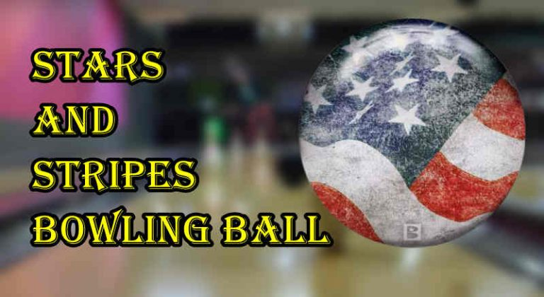 Stars and Stripes Bowling Ball | Review of 2021 | Brunswick